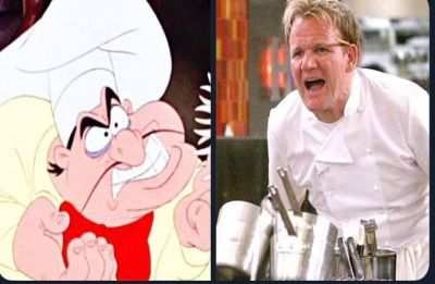 The Little Mermaid: Tweeple want Gordon Ramsay to play angry Chef Louis in Disney's live action movie