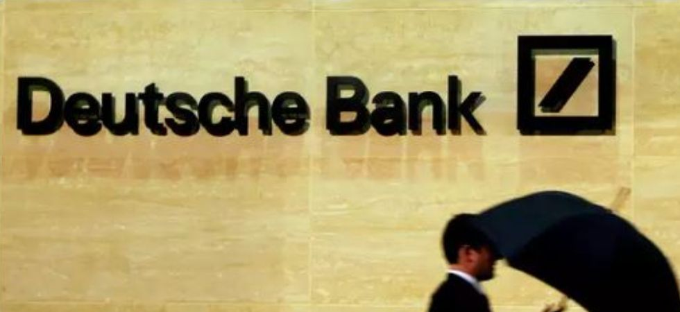 At Deutsche Bank's US headquarters on Wall Street, some staff arrived with bags for their personal belongings and others left with thick white envelopes akin to ones seen in London. (File Photo)