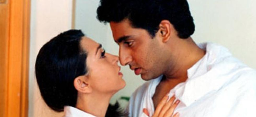 Karisma Kapoor and Abhishek Bachchan. (File Photo)