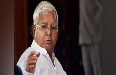 Jharkhand HC bench recuses from hearing CBI plea in case involving Lalu Prasad
