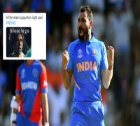 World Cup 2019: Twitter whining after Mohammad Shami not being picked against New Zealand