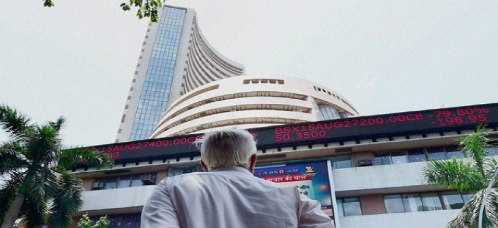 Benchmark indices extended previous day's losses in opening trade