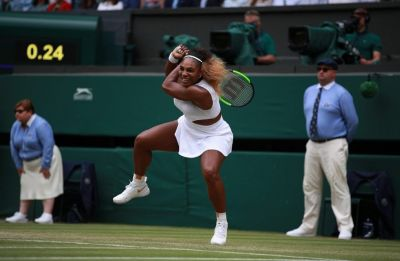 Serena Williams upstage Alison Riske to book yet another Wimbledon semi-final