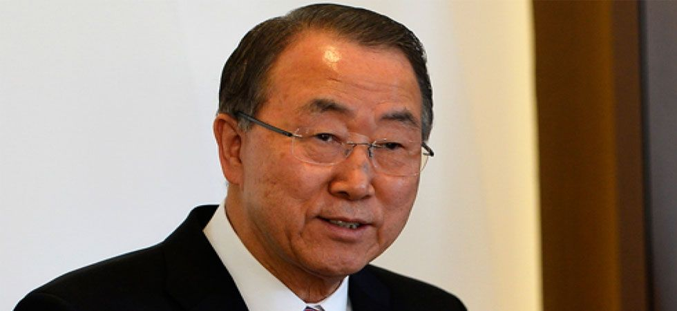 Former UN chief Ban Ki-moon (File Photo/PTI)