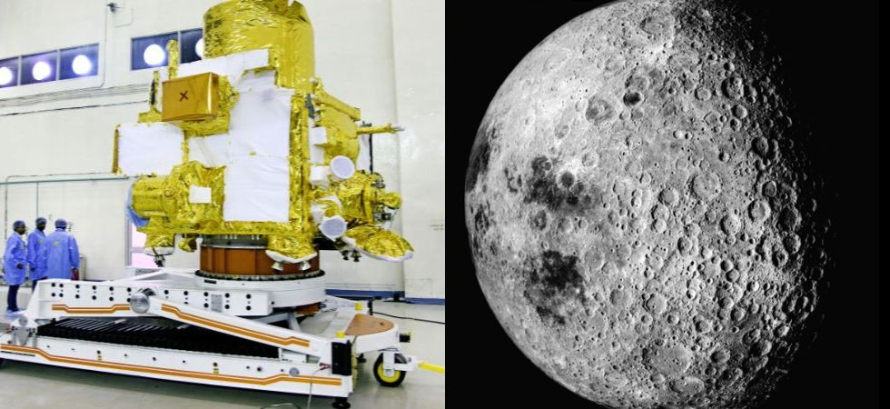 Chandrayaan-2: Moon's South Polar Region ISRO (Photo Credit: ISRO)