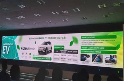 Hyundai Kona: All you need to know about India's first fully electric SUV