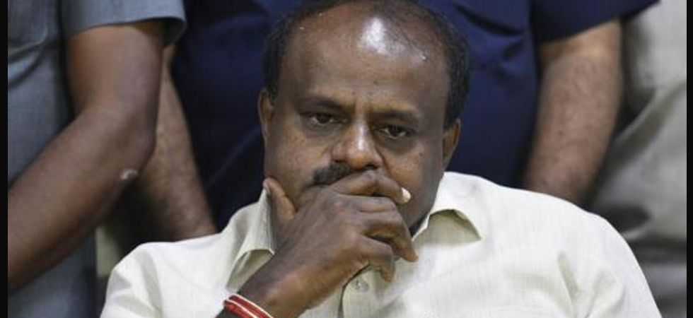 The letter signed by 10 MLAs said they have heard that Kumaraswamy , Shivkumar and others are going to storm the hotel premises. (File Photo)