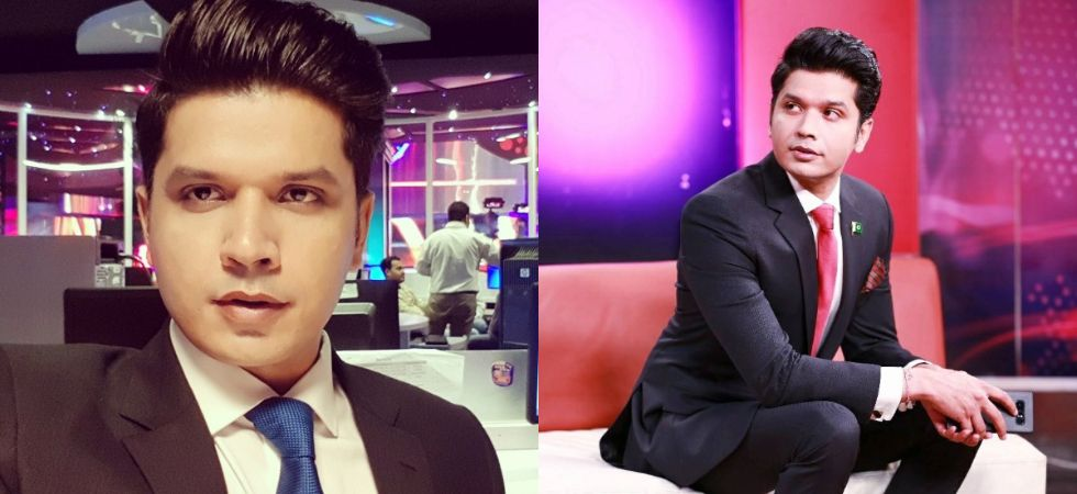 The Geo News said that the gunman has been identified as one Atif Zaman, who opened fire at the news anchor from a white car.  (Mureed Abbas Khar/Facebook)