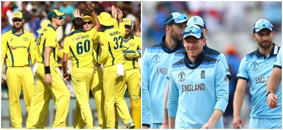 England will look to enter their first final after 1992 World Cup (Image Credit: Twitter)