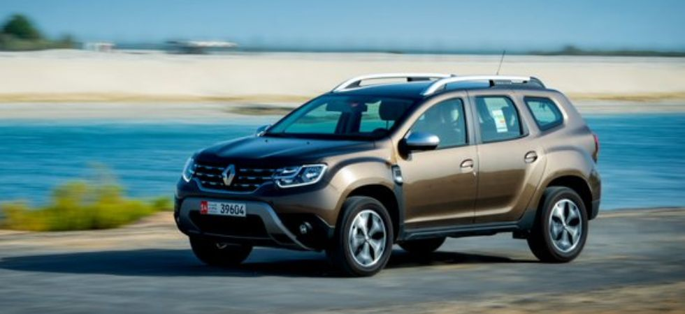 Renault Duster facelift (Photo Credit: Twitter)