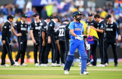 45 minutes of bad cricket put us out of the ICC Cricket World Cup 2019: Virat Kohli