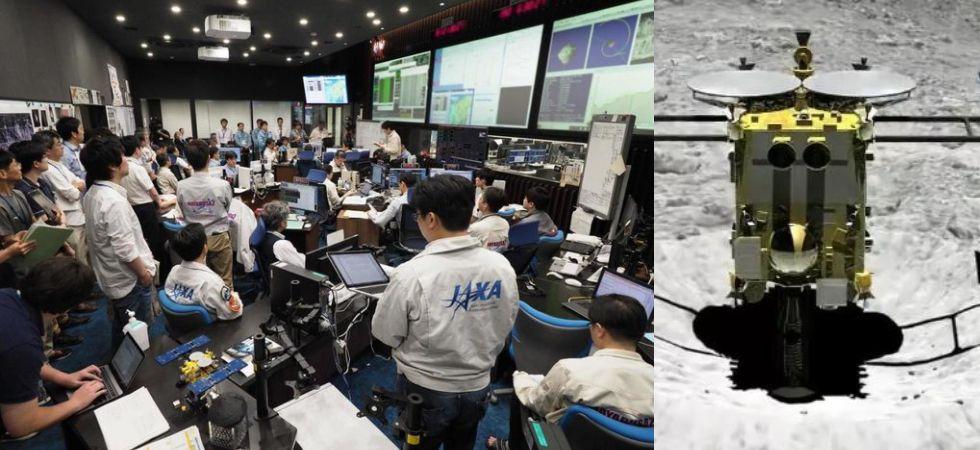 Japan's ambitious Hayabusa2 probe (Photo Credit: Twitter)
