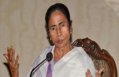 'Constitution is in danger': Mamata Banerjee takes a dig at BJP over Karnataka crisis