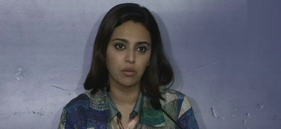 Recently, the Veere Di Wedding actress parted ways with her boyfriend Himanshu Sharma. (File Photo)
