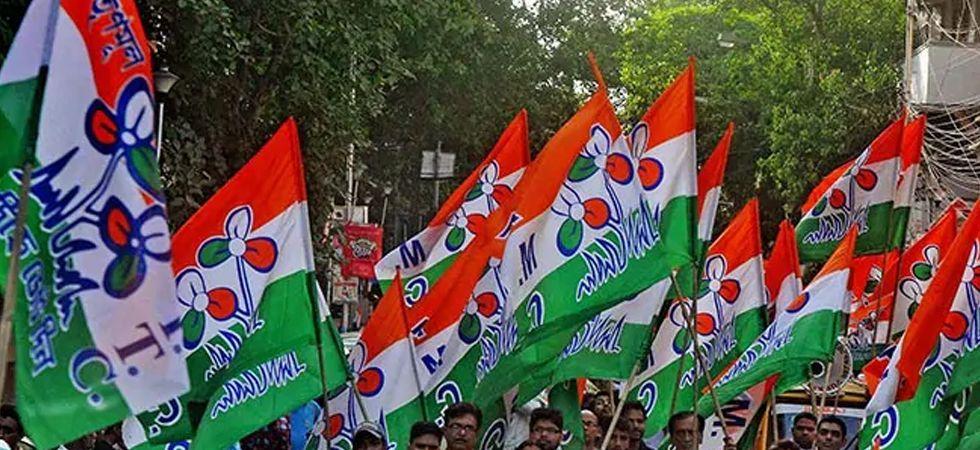 Trinamool Congress flags (File Photo)