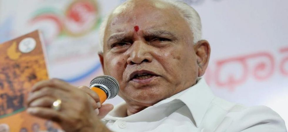 BJP leader BS Yeddyurappa (File Photo)