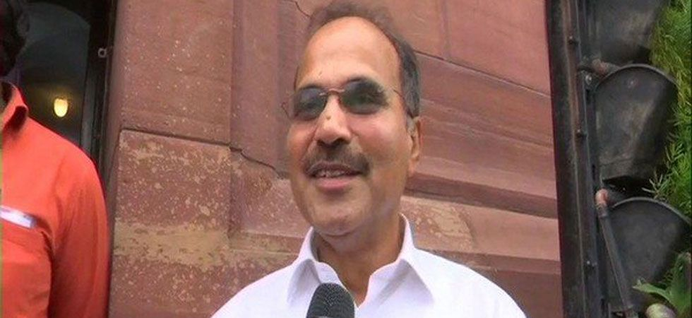 24 members of the PAC include Adhir Ranjan Chowdhury. (File Photo: NI)