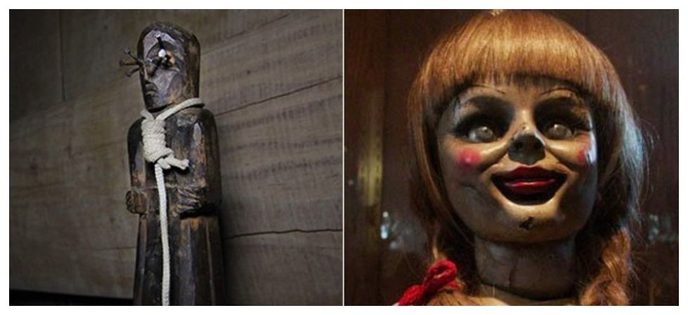 Real life 'cursed' doll nearly kills 2 in New York (Photo: Twitter)