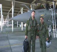 IAF Vice Chief Air Marshal RKS Bhadauria takes sortie on Rafale aircraft