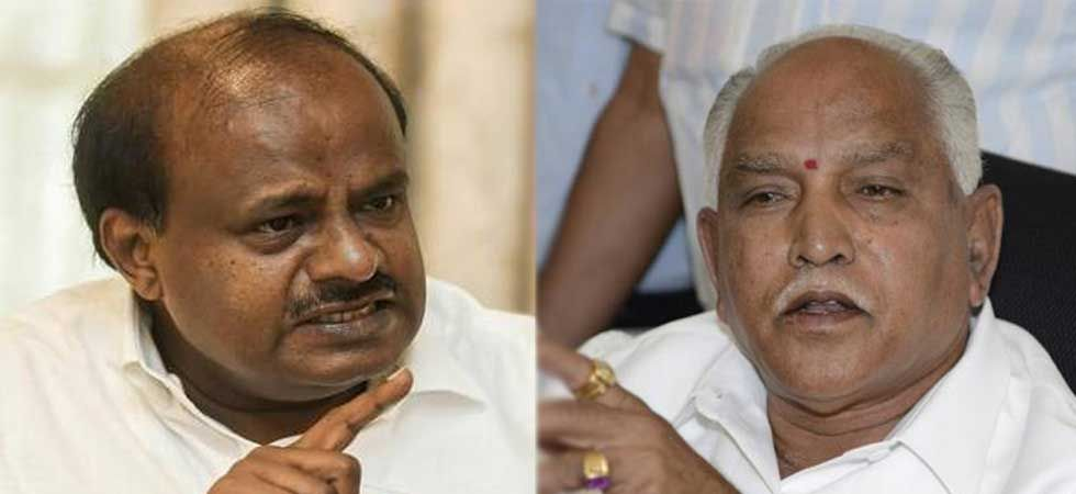 Karnataka Chief Minister HD Kumaraswamy has asked Speaker to fix date and time for the trust vote.