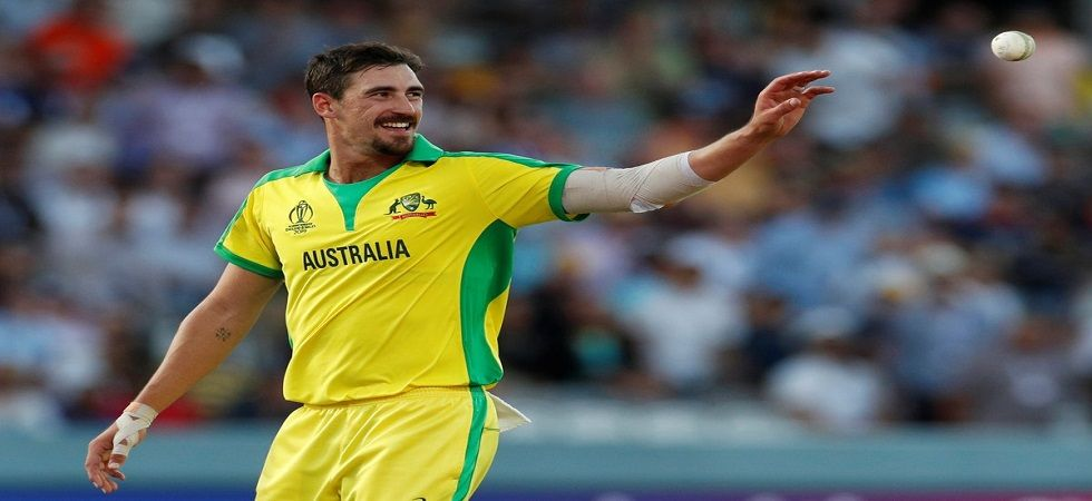 Mitchell Starc finished World Cup 2019 campaign with 27 wickets (Image Credit: Twitter)