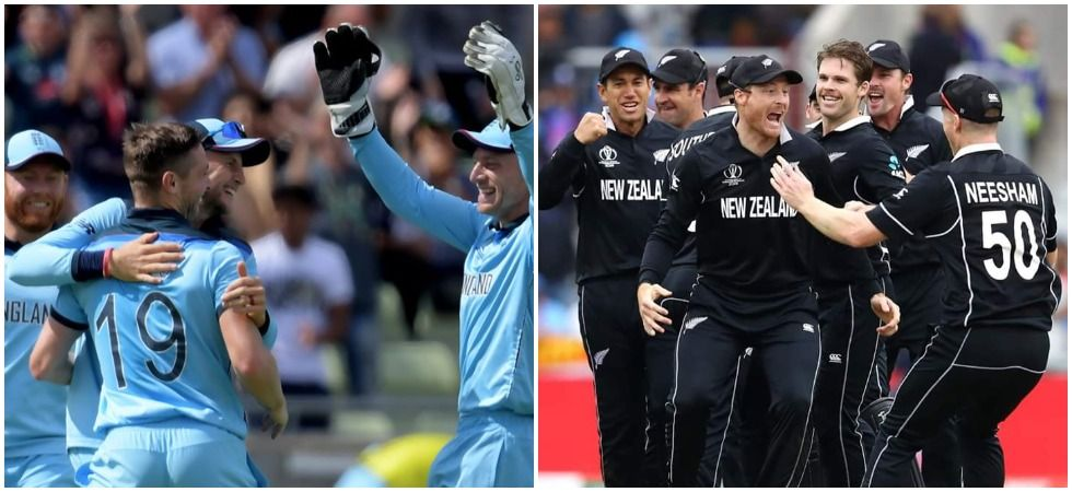 Host England will face New Zealand in ICC World Cup Final at Lord's (Image Credit: Twitter)