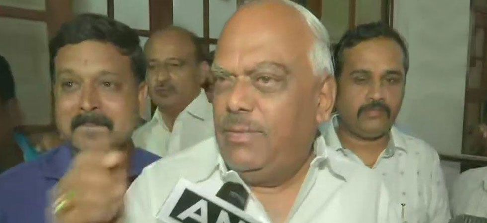 Karnataka Speaker KR Ramesh Kumar had moved the top court against its order allowing the rebel Karnataka MLAs to submit their resignations. (Image Credit: ANI)
