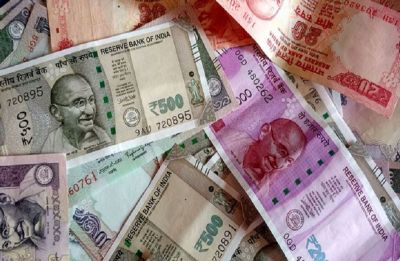 Closing Bell: Rupee dives 25 paise to 68.69 against US Dollar