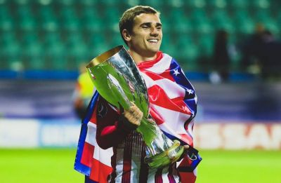 Antoine Griezmann goes to Barcelona from Atletico Madrid after 120 million euro release clause
