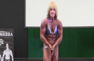 Meet Claudine Shoval, Israel's 'Iron Lady' who started bodybuilding at 50
