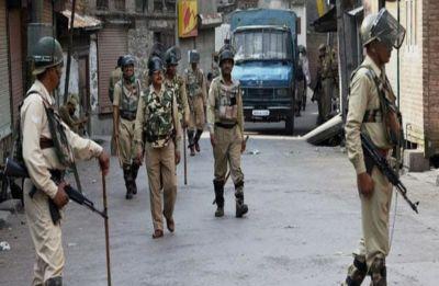 J-K Martyrs' Day: Curfew-like restrictions in Srinagar parts
