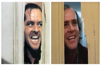 Someone just replaced Jack Nicholson in 'The Shining' with Jim Carrey's face in a deepfake video, WATCH
