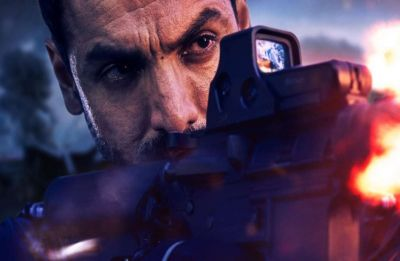 John Abraham is on an action-spree; to star in thriller titled, 'Attack'