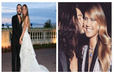 Supermodel Heidi Klum 'secretly' marries 'Tokyo Hotel' guitarist Tom Kaulitz, VIEW pics