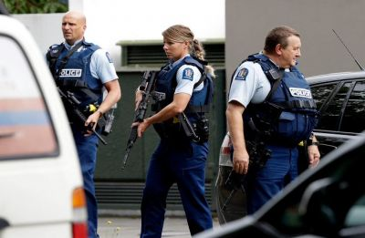 New Zealanders give up weapons after mosque killings