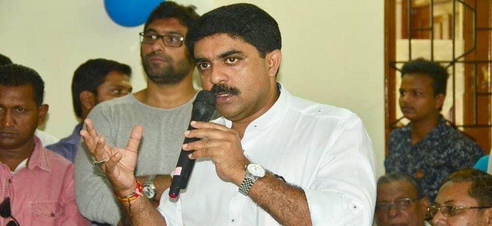 GFP chief Vijay Sardesai (File Photo)