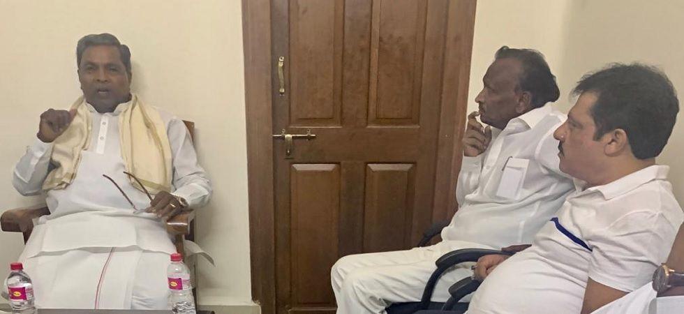 Karnataka Crisis: The matter will be heard in Supreme Court on Tuesday next