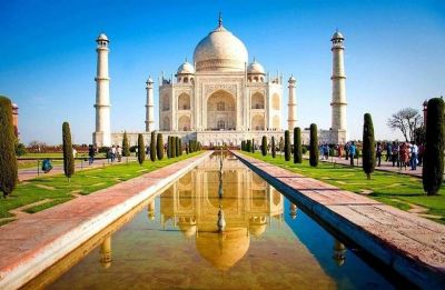 Taj Mahal minaret repair work to be completed by September 15: Officials