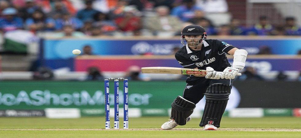 Kane Williamson goes past Mahela Jayawardene to become highest run-scorer as captain in a World Cup edition (Image Credit: Twitter)