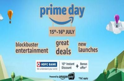 Amazon Prime Day sale begins in India: Here are best offers during two-day shopping festival