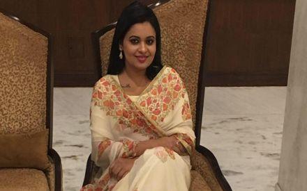 Arrested for killing husband Rohit Shekhar, Apoorva learning