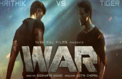 War Teaser OUT! Hrithik Roshan and Tiger Shroff fight each other