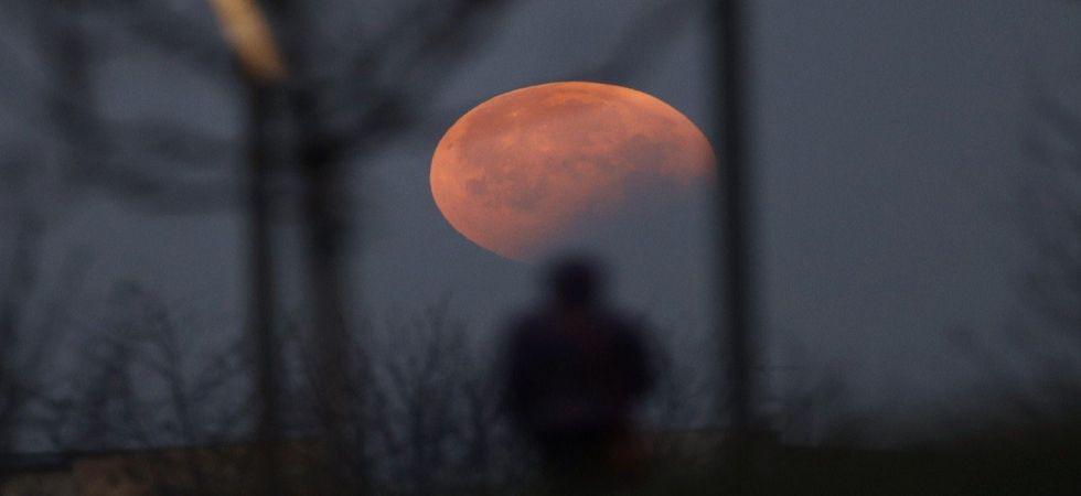 Partial lunar eclipse (File Photo)