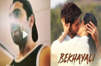 WATCH VIDEO: Ayushmann Khurrana's passionate rendition of 'Kabir Singh' song 'Bekhayali' will leave you floored