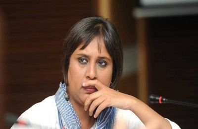 Barkha Dutt files complaint with NCW against Kapil Sibal's wife Promila for using abusive language