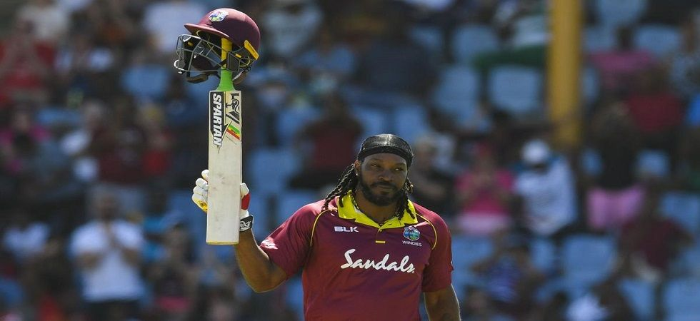 Chris Gayle will retire from International cricket post India series (Image Credit: Twitter)