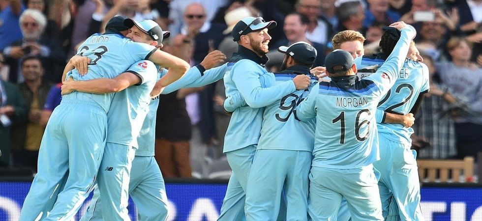 England became the World Cup winners for first time in twelve edition (Image Credit: Twitter)