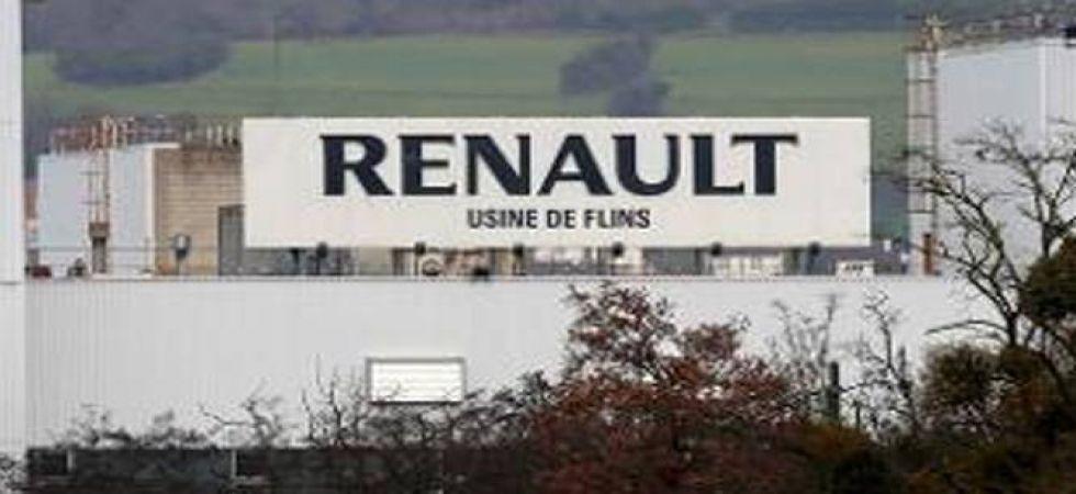 Renault sales fall in weakening auto market
