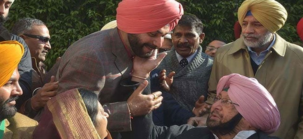 Sidhu had sent his resignation as Punjab Cabinet minister to the chief minister's residence on Monday. (File Photo)