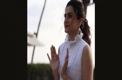 Taapsee Pannu takes a dig at Kabir Singh by mentioning Nagpur murder case, netizens say it is 'insensitive'